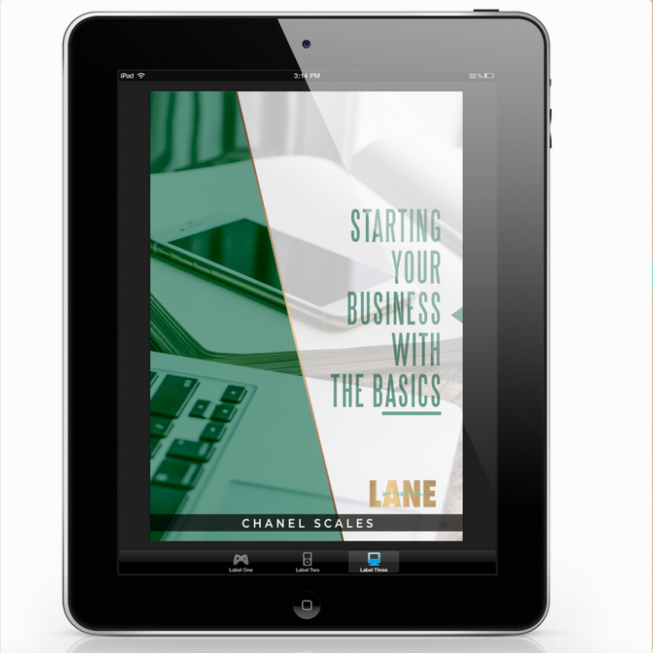 Starting your Business with the BASICS By Own Lane LLC.